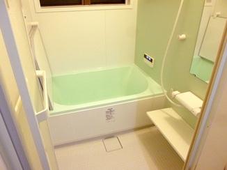 バスルームリフォーム 水漏れを見直し長く付き合えるバスルームに
